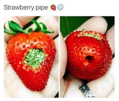 Mmm I feel like I wouldn't be able to resist biting off the tip haha