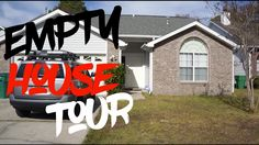 Empty House Tour    Our First Home