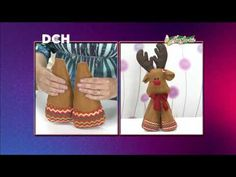 Pascuero Vintage en pañolenci - Yasna Pino - Casa Puchinni - YouTube