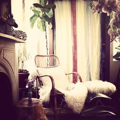 My Jungalow living room