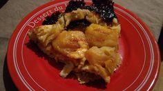 Tarte tatin au camembert - Recette autour d'un ingrédient#22