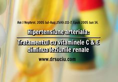 Photo drsuciu Hipertensiunea arteriala: Vitaminele C si E, atat de benefice! High Blood Pressure, Benefit, Vitamin E