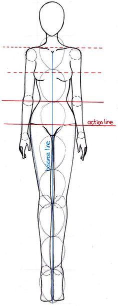 anatomi-human-model-karakalem-çizimleri-2323