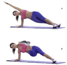 8 Most Effective Exercises To Reduce Love Handles (Muffin Top)