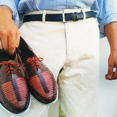 José Castaño being just perfect! #huaras #handcraftedshoes #fashion