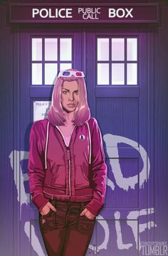 Doctor Who Rose Tyler, Doctor Love, Rose And The Doctor, Doctor Who Fan Art, 10th Doctor, Rose Tyler Costume, Rose Tyler Outfit, Dr Who Rose, Doctor Who Companions