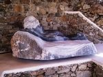 Andrew Wielawski Minotauress Sculpture Stone