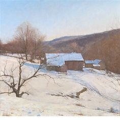 """""""February Afternoon"""" - Peter Poskas"""