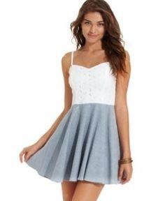 Fashion Teen Juniors Cute outfits Cute clothes Floral Summertime ...