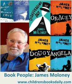 Book People: James Moloney - Children's Books Daily...