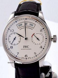 IWC Portugieser Annual Calendar