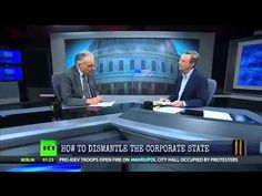 Who Is Really Running The Government? Ralph Nader on How to Dismantle the Corporate State - https://www.youtube.com/watch?v=Spfbx_ZTOgA