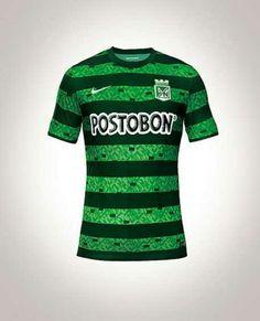 Camiseta M/C Visitante 2 Atlético Nacional 2014