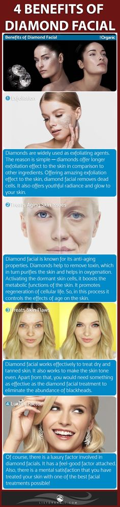 Diamond facial suits best the dull and dry skin. It also offers effective results on the aging skin. Therefore, it is best known for its anti-aging benefits Facial Benefits, Beauty Tips, Beauty Hacks, Online Campaign, Healthy Beauty, Facials, Lotions, Metabolism, Health Care