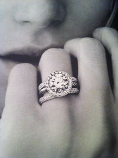 David Yurman. The most perfect set of rings Ive ever seen in my entire life.