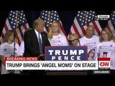 "Liberals brand Angel Moms as ""Hate Group"""