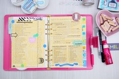 My #listersgottalist Challenge on Daisy Day Planners | Cocoa Daisy | Cocoa Daisy