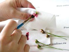 Ceramic floristry Master Class to create Sakura