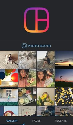 Layout from Instagram- tangkapan layar