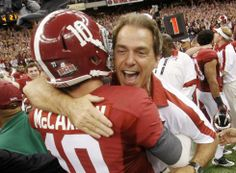 Defending champ Alabama out to avoid title hangover
