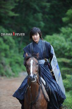 Lee Min Ho in Faith