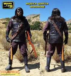 Image result for planet of the 1968 apes soldiers