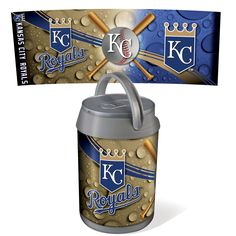 Kansas City Royals Mini Can Cooler by Picnic Time