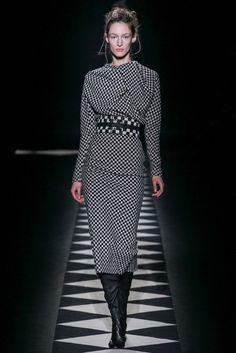 Haider Ackermann Fall 2015 Ready-to-Wear Fashion Show - Franzi Mueller (IMG)