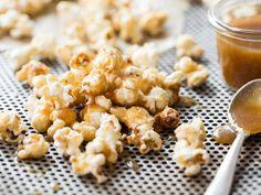 Zum Wegsnacken: Gesalzenes Karamell-Popcorn