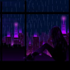 i call her name across an endless plain Aesthetic Movies, Sky Aesthetic, Aesthetic Anime, Aesthetic Backgrounds, Aesthetic Wallpapers, Pixel Art Anime, Animation Pixel, Arte 8 Bits, Dancing Animated Gif