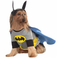 Batman Pet Costume: every purchase through this link supports charity.