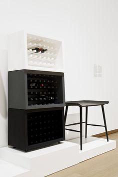 Bachus bottle rack, design Marcel Wanders. #marcelwanders #wanders