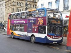 stagecoach 10049 at manchester Manchester Buses, Stage Coach, Busses, Volvo, Places To Travel, Trains, Destinations, Holiday Destinations, Travel Destinations