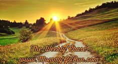 The Weekly Chase – December 3, 2017 | Mommy Go Run