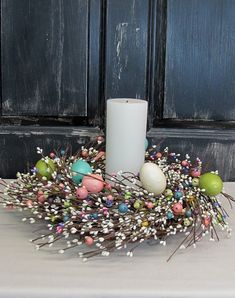 Hey, I found this really awesome Etsy listing at https://www.etsy.com/listing/180346564/easter-wreaths-spring-wreath-easter-egg