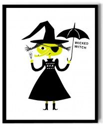 BabyLit The Wizard of Oz: WICKED WITCH