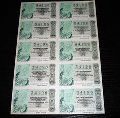 4,00€ · Loteria nacional-llegada del gordo 1980 · GASTOS ENVIO INCLUIDOS  nacional         año 1980 -llegada del gordo-caricatura     200 ptas 45/80     bloque de 10 decimos     precio el bloque · Aficiones y ocio > Coleccionismo > Loterías