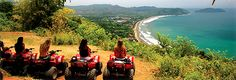 What a view. Jaco, Costa Rica