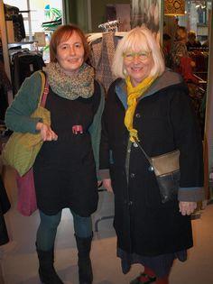 Gudrun Sjöden in Stuttgart- was für eine sympathische Dame!