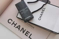 Lily Pebbles review of Chanel perfection lumiere velvet foundation
