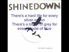 Shinedown - What A Shame (lyrics)