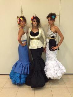 Création pour l'actrice Farah el Fassi a l'inauguration du ...