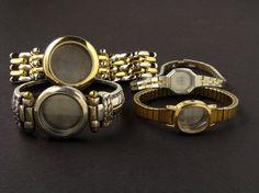 Steampunk Supplies Vintage gold watch by SteampunkArtSupplies, $12.95  #steampunk #artsupplies
