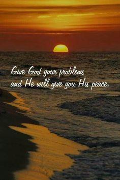 Give God...