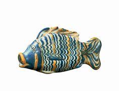 pottery shaped like fish egypt - Google Search