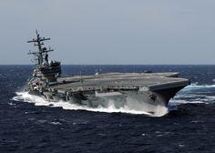 Aircraft Carrier - USS George H.W. Bush