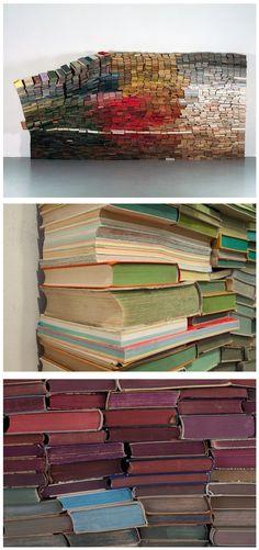The Wall of Books – Anouk Kruithof