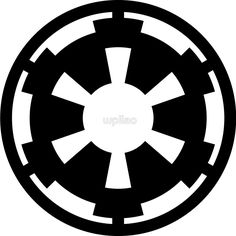 Star Wars Galactic Empire Symbol by wpliao