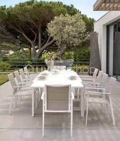 Diphano SELECTA tuinstoel met leuning, Outdoor design meubelen Diphano @ LIVING-shop.eu