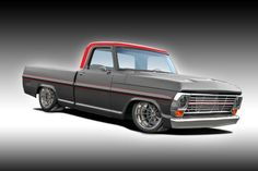 1967 Ford F-100 - Project Speed Bump: Part 1